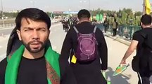 WALK TO KARBALA Ziyarat Imam Husain a.s. ALI SAFDAR IN KARBALA ARBAEEN IN KARBALA WELCOME TO KARBALA MUHARRAM 2015