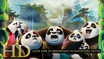 Kung Fu Panda 3 (2016) Full Movie Stream 1080p HD