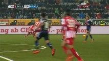 0-1 Marc Janko Goal Switzerland  Super League - 06.12.2015, FC Thun 0-1 FC Basel