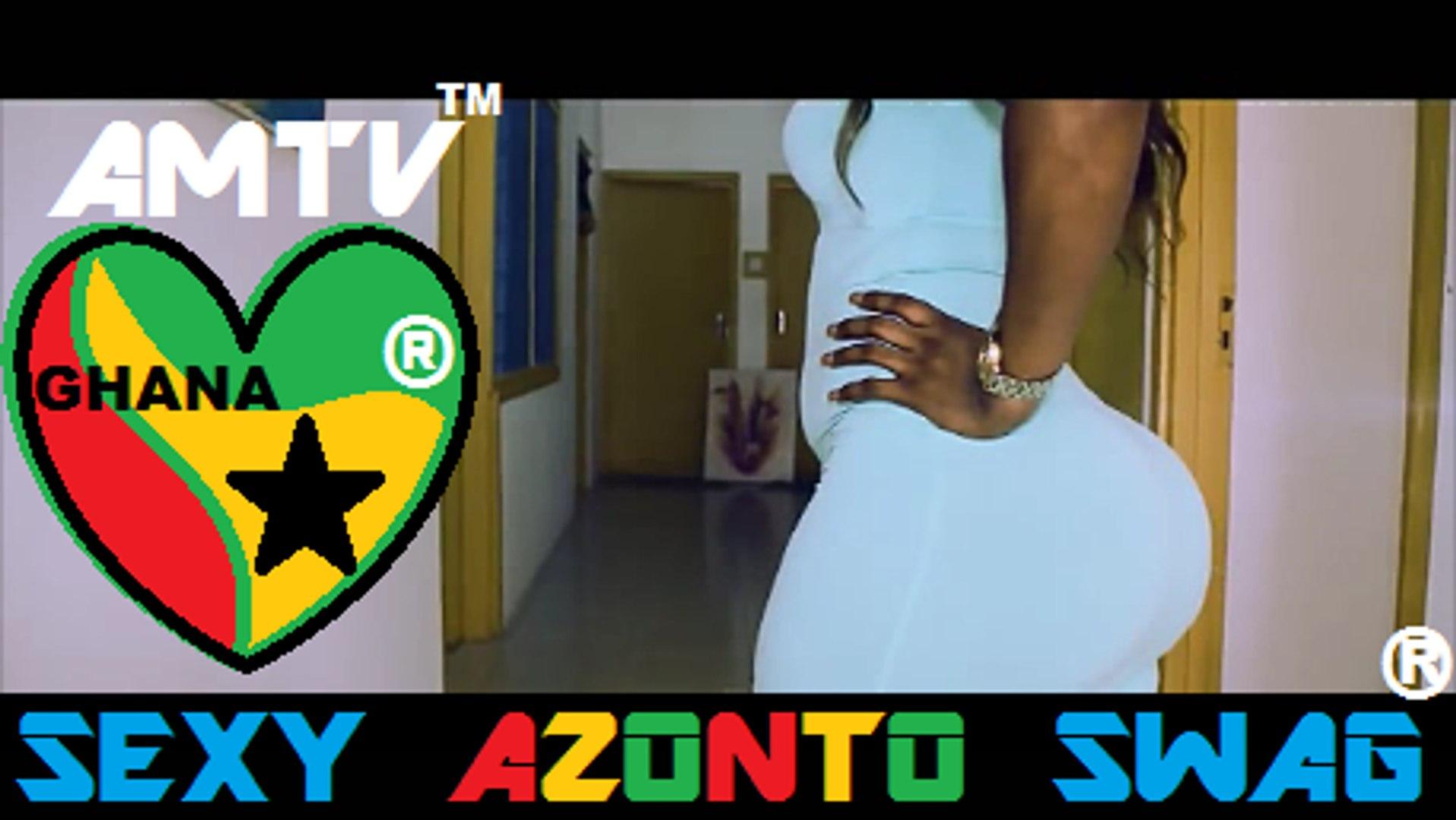 AZONTO - AFRICAN DANCE - Atumpan - Nyash (Promo Video) - MUSIC OF AFRICA - GHANA - AFRICAN MUSIC TV.