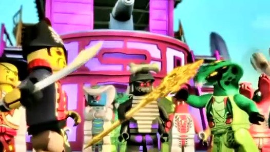 Lego Ninjago Season 2 Episode 1