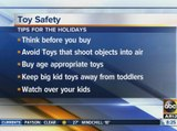 Keep eye safety in mind when buying toys