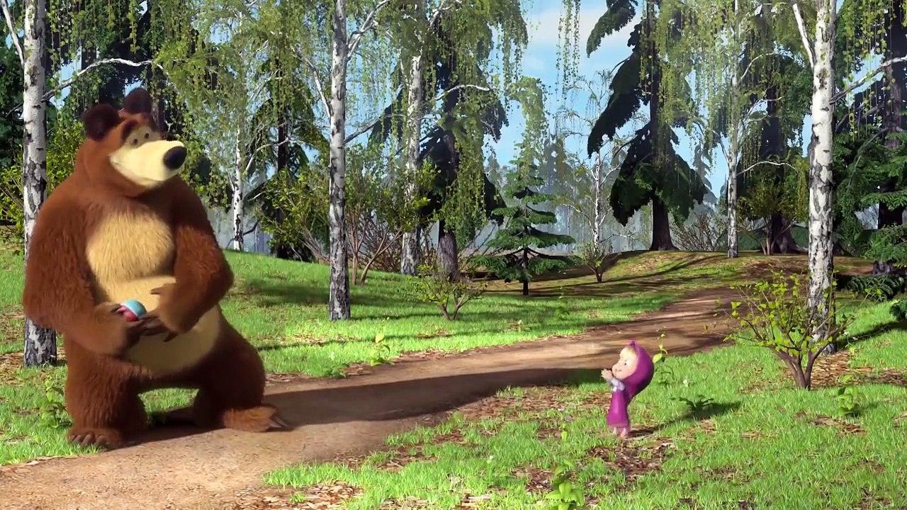 наши именные картинки маша и медведь лето пришло позволит экономить