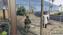 GTA V - Sheriff/FIB/Police Raid on Lost MC Outpost - Vídeo Dailymotion