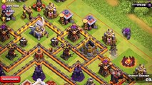 Clash of Clans   SO MANY BARBARIANS   750,000 Subscribers Funniest CoC Moments Montage