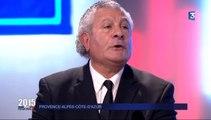 Règlement de comptes entre Henri Jibrayel (PS) et Stéphane Ravier (FN)