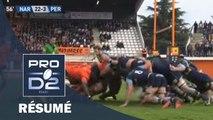 PROD2 - Résumé Narbonne-Perpignan 41-8 - J11 - Saison 2015/2016