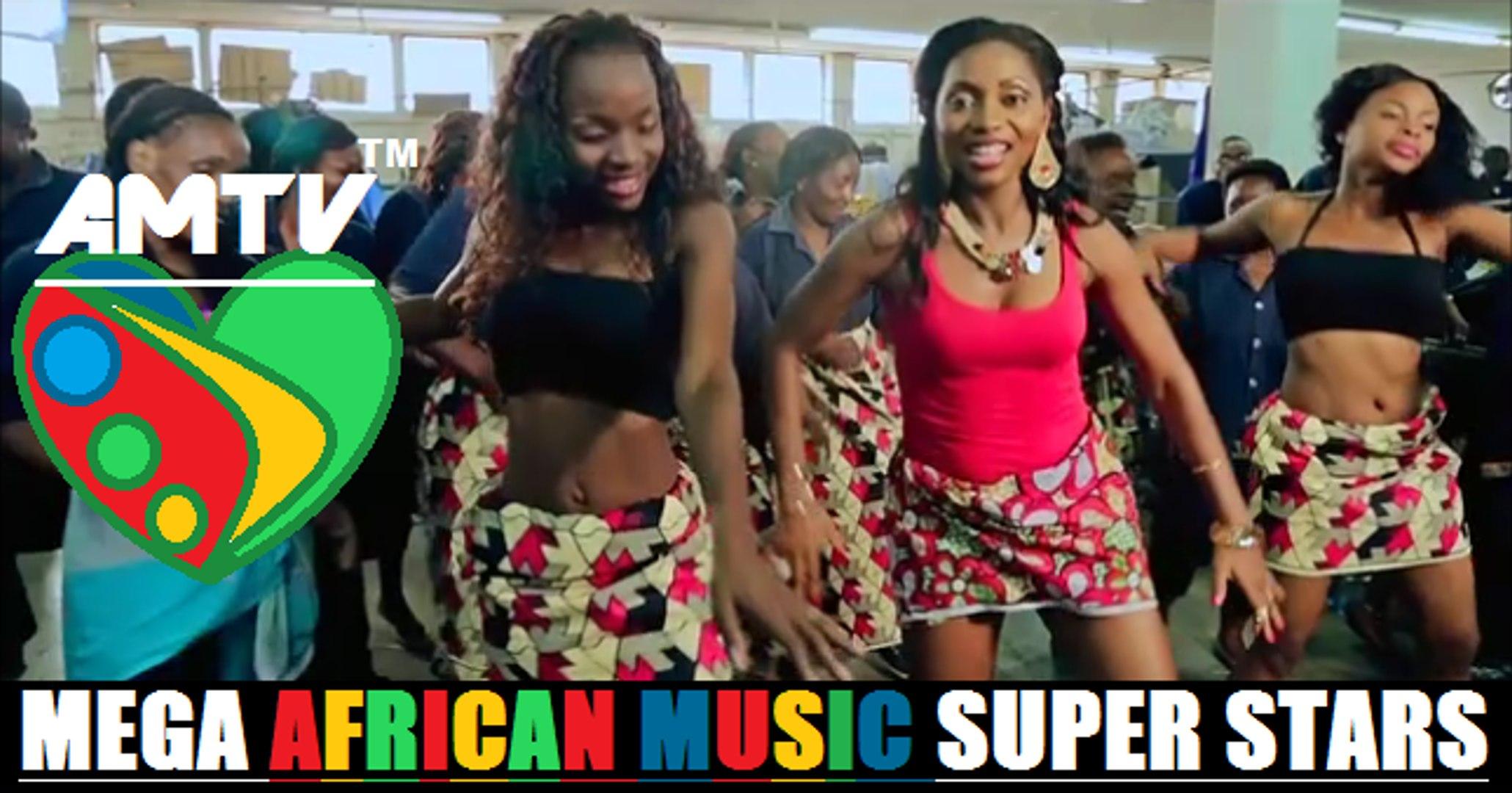 AFRICAN DANCE MUSIC - Anita Macuacua - Ngunhuta (Official Music Video) -  MOZAMBIQUE - AFRICAN MUSIC TV - [ #AMTVjams ]