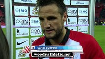 Gurpegui tras Athletic Malaga 6-12-2015 woodyathletic.net