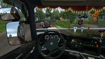Euro Truck Simulator 2-Stockholm\Linkoping Yolculugu