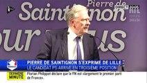 """Résultats élections régionales : """"Tout doit être fait pour que nos valeurs gagnent"""", réagit Pierre de Saintignon"""