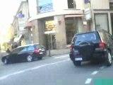 Video Monaco - Boso en Vespa