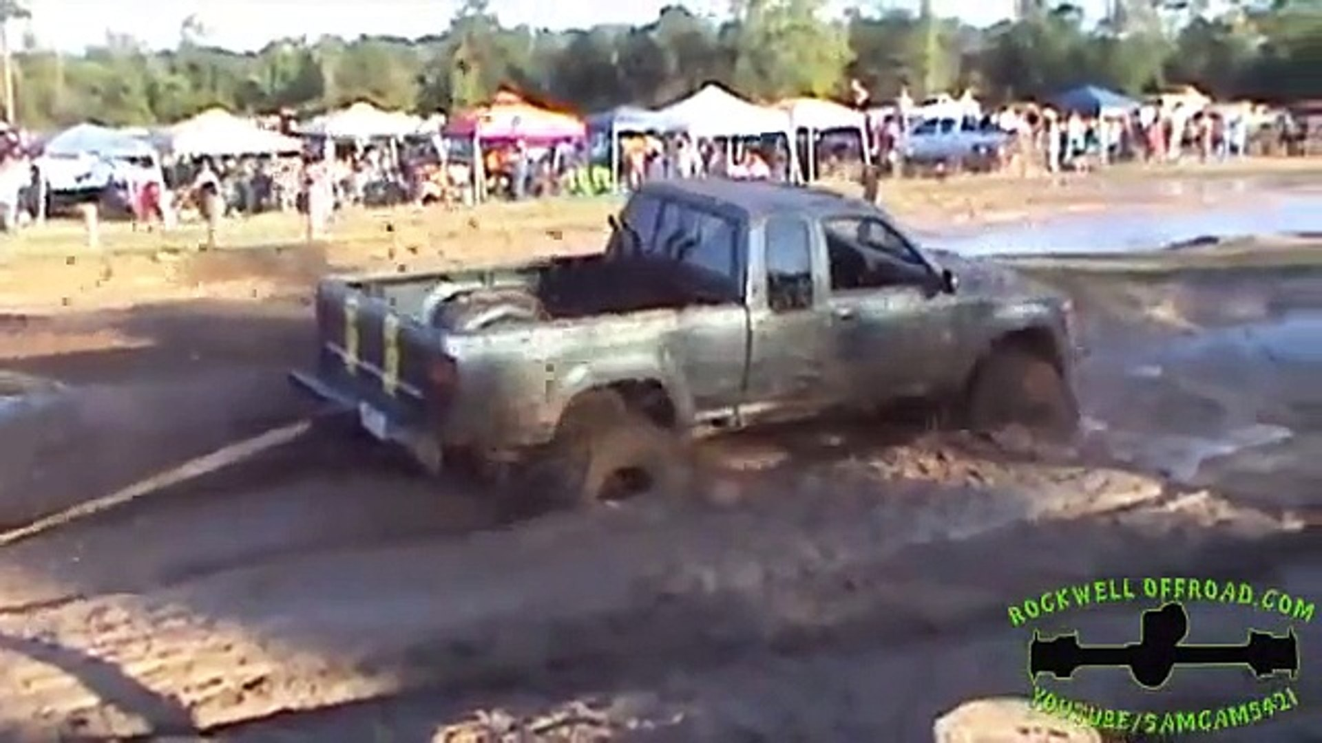 Monster Truck In Mud Videos Compilation Bigfoot Monster Truck In Mud Mud Festival Video Dailymotion