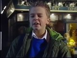 Coronation Street David finds out Sarah has a boyfriend 11/12/00
