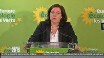 """Régionales - Emmanuelle Cosse appelle les écologistes à """"prendre toutes les mesures"""" pour """"contrer le FN"""""""