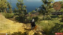 The Witcher 3 EASTER EGG - Killer Rabbit - Monty Python and the Holy Grail