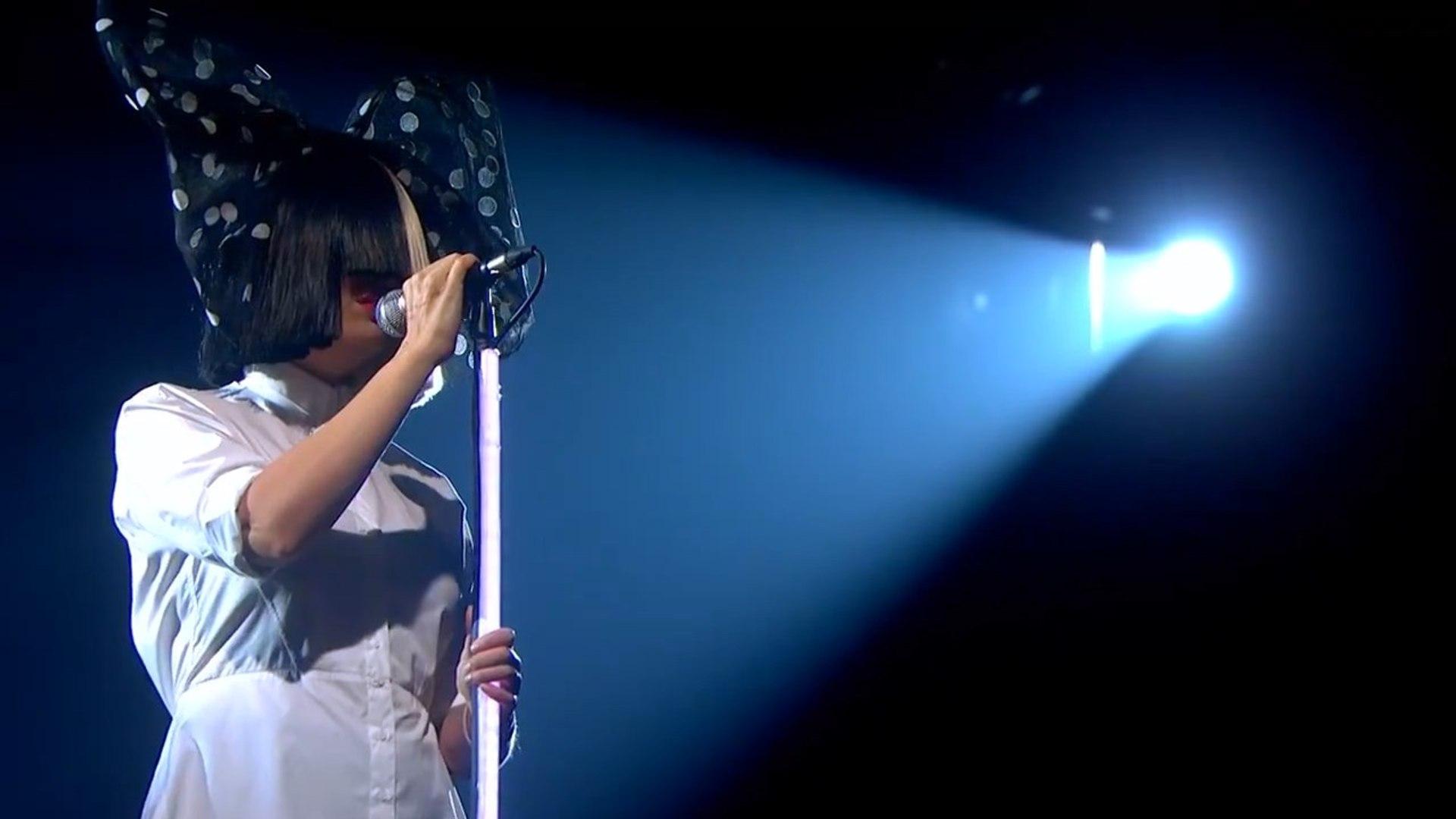 Sia - Alive - Live The X Factor UK - 06/DEC/2015 720p