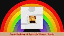 An Anthology of Scottish Women Poets PDF