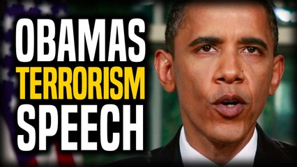 What Pisses Me Off About Barack Obama's Terrorism Speech