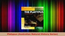 Download  Platypus Australian Natural History Series PDF Free