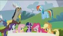 My Little Pony- FiM — What About Discord
