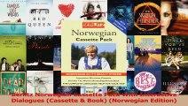PDF Download  Berlitz Norwegian Cassette Pack With Interactive Dialogues Cassette  Book Norwegian Download Online