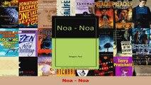 PDF Download  Noa  Noa PDF Full Ebook