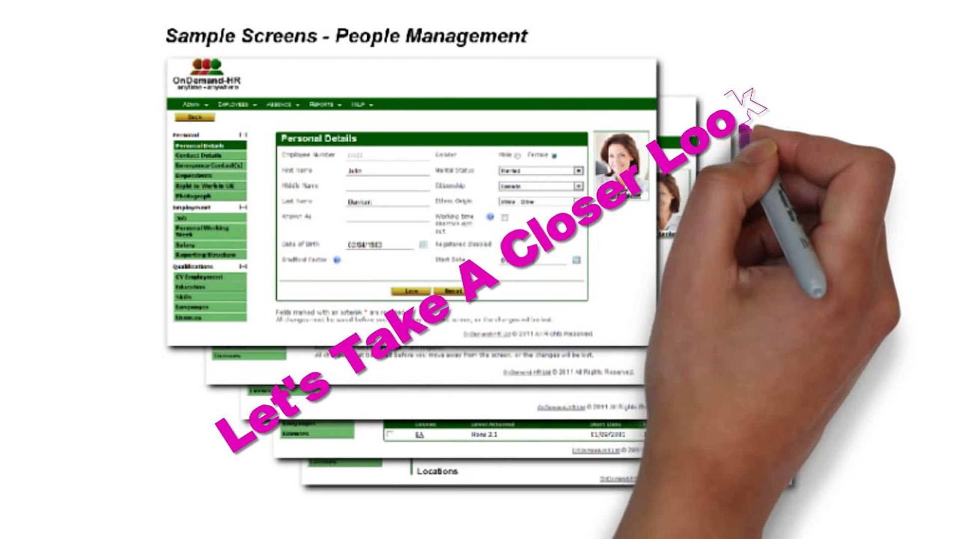HR Software- Web Based Human Resources Software