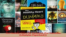 Read  The Healthy Heart For Dummies For Dummies Lifestyles Paperback EBooks Online