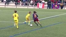 [HIGHLIGHTS] FUTBOL FEM (Liga): FC Barcelona-Santa Teresa (5-1)