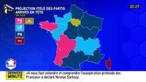 Elections Régionales : le FN en tête dans six régions au premier tour