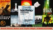 Read  Techno Rebels The Renegades of Electronic Funk Painted Turtle EBooks Online