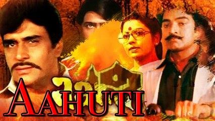 Aahuti | Full Hindi Movie | Rajendra Kumar, Parveen Babi