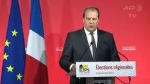 Elections Régionales : le PS se retire en Nord-Pas-de-Calais-Picardie et en PACA