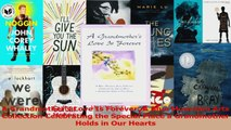 A Grandmothers Love Is Forever A Blue Mountain Arts Collection Celebrating the Special PDF
