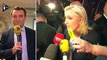 """F. Philippot (FN) : le candidat socialiste """"jurait encore hier que jamais il ne se retirerait"""""""