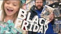 BLACK FRIDAY TOY SHOPPING at ToysRus, Target and Kohls! WWE Figures Elite 38!
