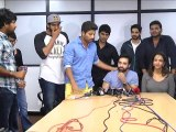 Tollywood Stars about Mana Madras Kosam Charity Event