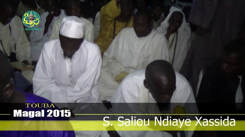 Magal de Touba 2015: Waxtanou Serigne Saliou Ndiaye XASSIDA