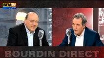 """Julien Dray: Jean-Yves Le Drian """"porte la volonté de rassembler"""""""