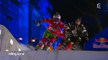 News : Mark Webb, Crashed Ice, Nuit de la Glisse - #RidingZone
