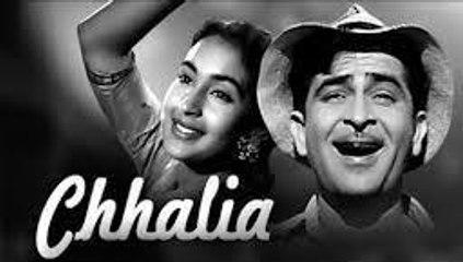 Chhalia | Full Hindi Movie | Raj Kapoor, Nutan, Pran
