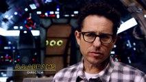 Star Wars The Force Awakens - Making of et images sur le tournage du film