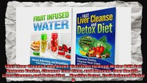 FAST Liver Cleanse and Detox DietFruit Infused Water BOX Set Remove Toxins Cleanse Your