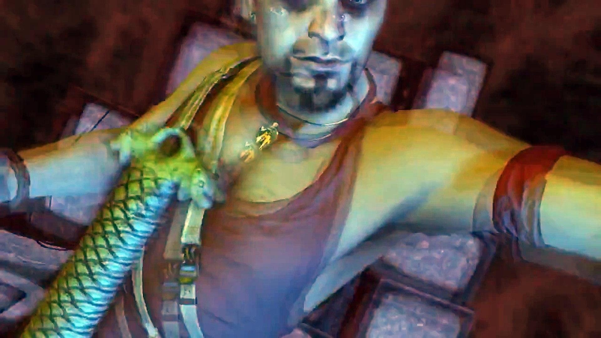 Far Cry 3 Vaas Death Scene Video Dailymotion