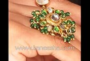 High Fashion Kundan Rings, Bridal Traditional Rings From India
