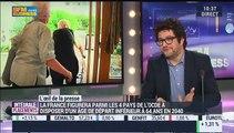 L'œil de la presse: La France, l'un des futurs bénéficiaires de la réforme de retraites de l'OCDE – 07/12