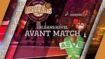Avant-Match - J08 - Orléans reçoit l'ASVEL