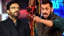 Salman Khan Takes REVENGE From Sanjay Leela Bhansali On Bigg Boss 9