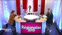 Soirée Electorale Régionales 2015 1er tour Partie 3